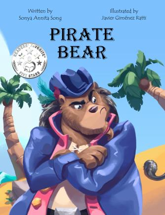 Pirate Bear Cover RF
